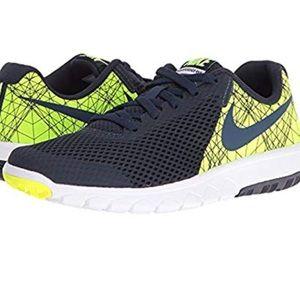 Nike Flex Experience 5 Print Boys Running Shoes